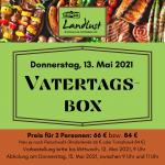 Vatertags-Box to go Landlust Christi Himmelfahrt 2021